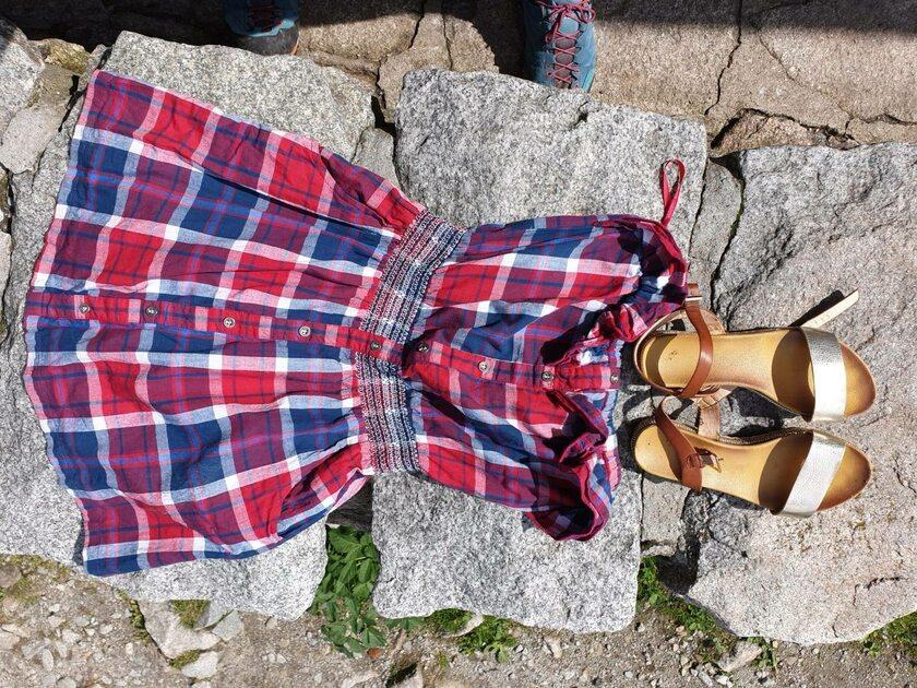 Ubrania znalezione w Dolinie Pięciu Stawów