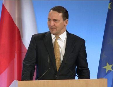 Sikorski: Byłbym szczęśliwy, gdyby w Polsce stacjonowały dwie brygady NATO