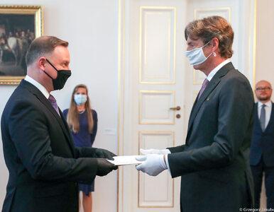 Ambasador Niemiec w Polsce: Ojciec był przekonany, że Hitler uzna go za...