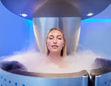 Krioterapia. Na co pomaga leczenie zimnem?
