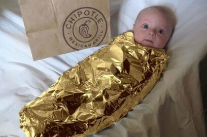 Taco, burrito, popcorn - za co jeszcze przebiera się dzieci w Halloween?