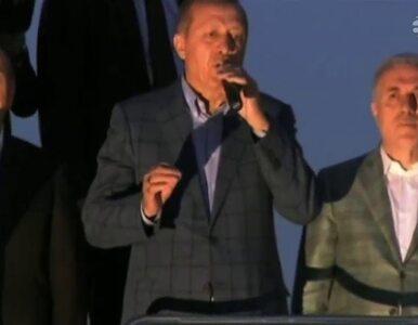 """Erdogan zostanie przydentem. """"Będziemy nadal ulepszać naszą demokrację"""""""