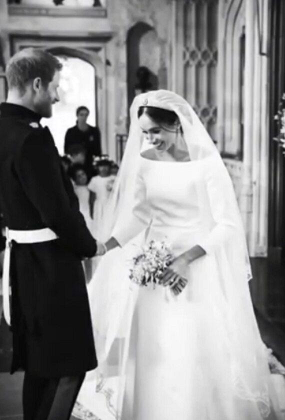 Pierwsza rocznica ślubu Meghan i Harry'ego