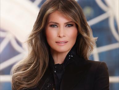 Pierwsze oficjalne zdjęcie nowej pierwszej damy. Biały Dom publikuje...