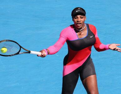 """Serena Williams komentuje wywiad z Meghan Markle. """"Wiem z pierwszej..."""