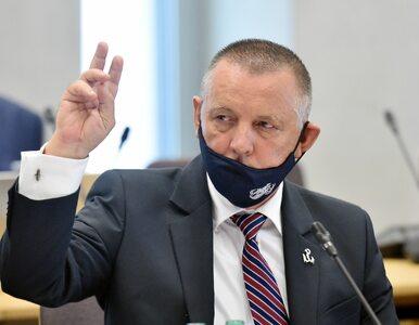 """Marian Banaś komentuje kontrowersyjną karę dla posła. """"Kto z PiS-em..."""