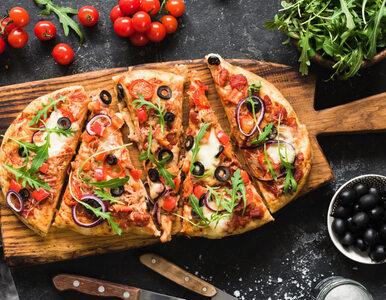 Pizza to nie zawsze tona tłuszczu i węglowodanów. Oto 5 przepisów na...