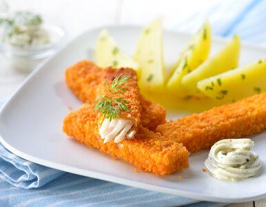 Czy dzieci powinny jeść paluszki rybne?