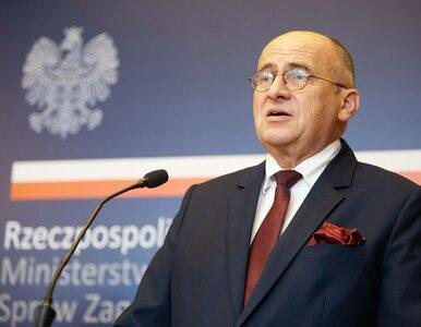 MSZ: Polska wydaliła trzech rosyjskich dyplomatów