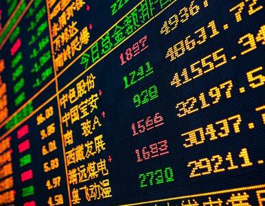 Azjatyckie rynki odbijają się od dna