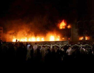 Krwawy zamach terrorystyczny w Islamabadzie