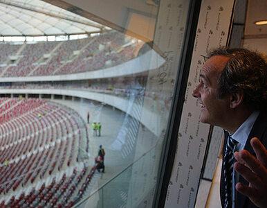 Platini: chciałem, żeby Euro 2012 było we Włoszech. Źle, że nie jest