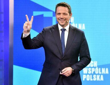 Szefowie CD Projekt sowicie wsparli kampanię Rafała Trzaskowskiego