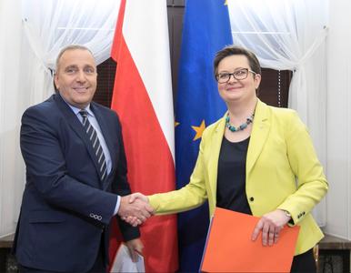 PO i Nowoczesna razem do wyborów. Schetyna i Lubnauer podpisali...