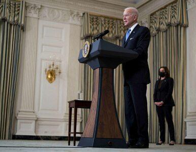 Szczepionki dla wszystkich Amerykanów do końca maja. Joe Biden złożył...
