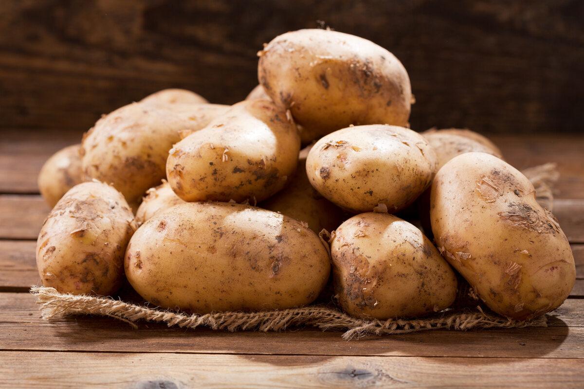 Ziemniaki Zdjęcie ilustracyjne