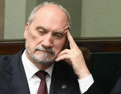 Macierewicz ujawnia: Niemcy prosili nas o analizę wpływu rosyjskiej...