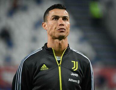 """Cristiano Ronaldo opublikował wiadomość do fanów. """"Gratulacje dla Interu"""""""