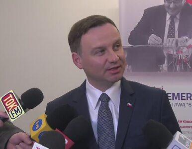 """Duda otworzył """"Muzeum Zgody Komorowskiego"""". Wśród eksponatów niszczarka"""