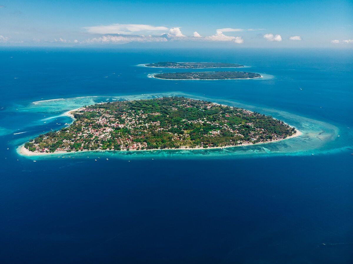 Wyspy Gili – Air, Meno and Trawangan