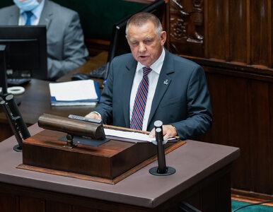 Gdy przemawiał w Sejmie, posłowie bawili się na imprezie. Prezez NIK kpi...
