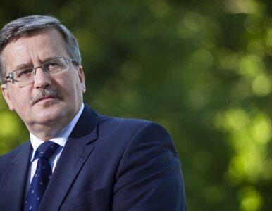 Koalicja PO-PSL-SLD? Prezydent: decyzje podejmuje premier