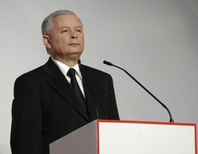 """Kaczyński pisze do Adamka. """"Pana patriotyzm..."""""""