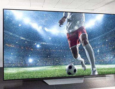 Imponujący zestaw do oglądania sportu. LG z nową serią telewizorów OLED...