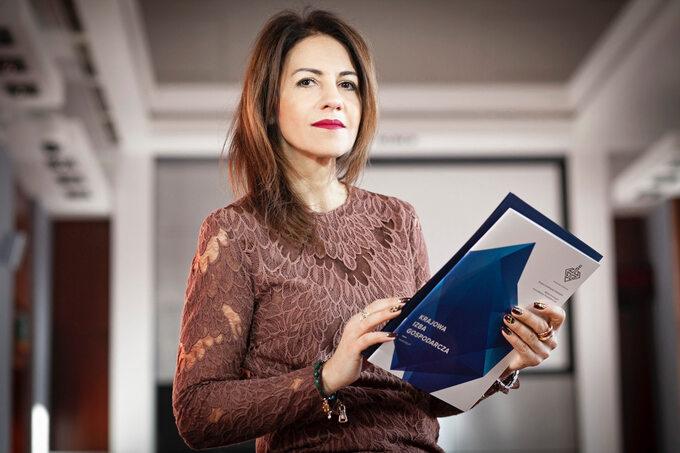 Bożena Wróblewska, prezes zarządu Centrum Promocji Krajowej Izby Gospodarczej