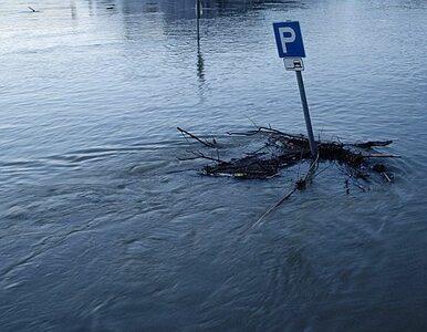 Węgrów zalewa woda. Wprowadzono stan klęski żywiołowej