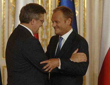 Komorowski: Tusk premierem? Na to wskazuje logika