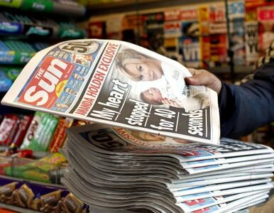 Murdoch podarował Brytyjczykom nowy tabloid