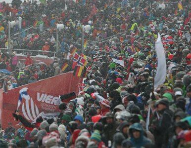 TCS w Oberstdorfie: Konkurs odwołany. Trzy godziny walki z wiatrem