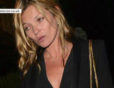 Kate Moss po odwyku przyłapana pijana na lotnisku w Turcji