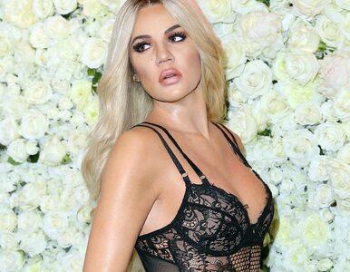 Khloe Kardashian przeszła ogromną metamorfozę. Poddała się kolejnym...