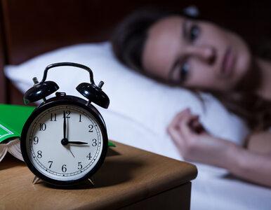 Brak snu i przewlekły stres to najpoważniejsze czynniki ryzyka ciężkiego...