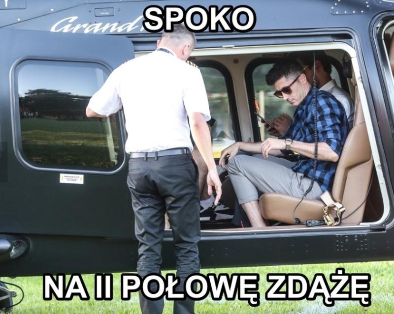 Mem po meczu Polska – Holandia