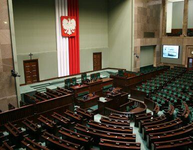 Sejm odrzucił wniosek o  wotum nieufności dla szefa MSWiA Mariusza...