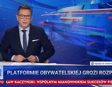 """""""Wiadomości"""" TVP o powrocie Tuska. Uwikłano Merkel i Kopacz, """"mam go..."""