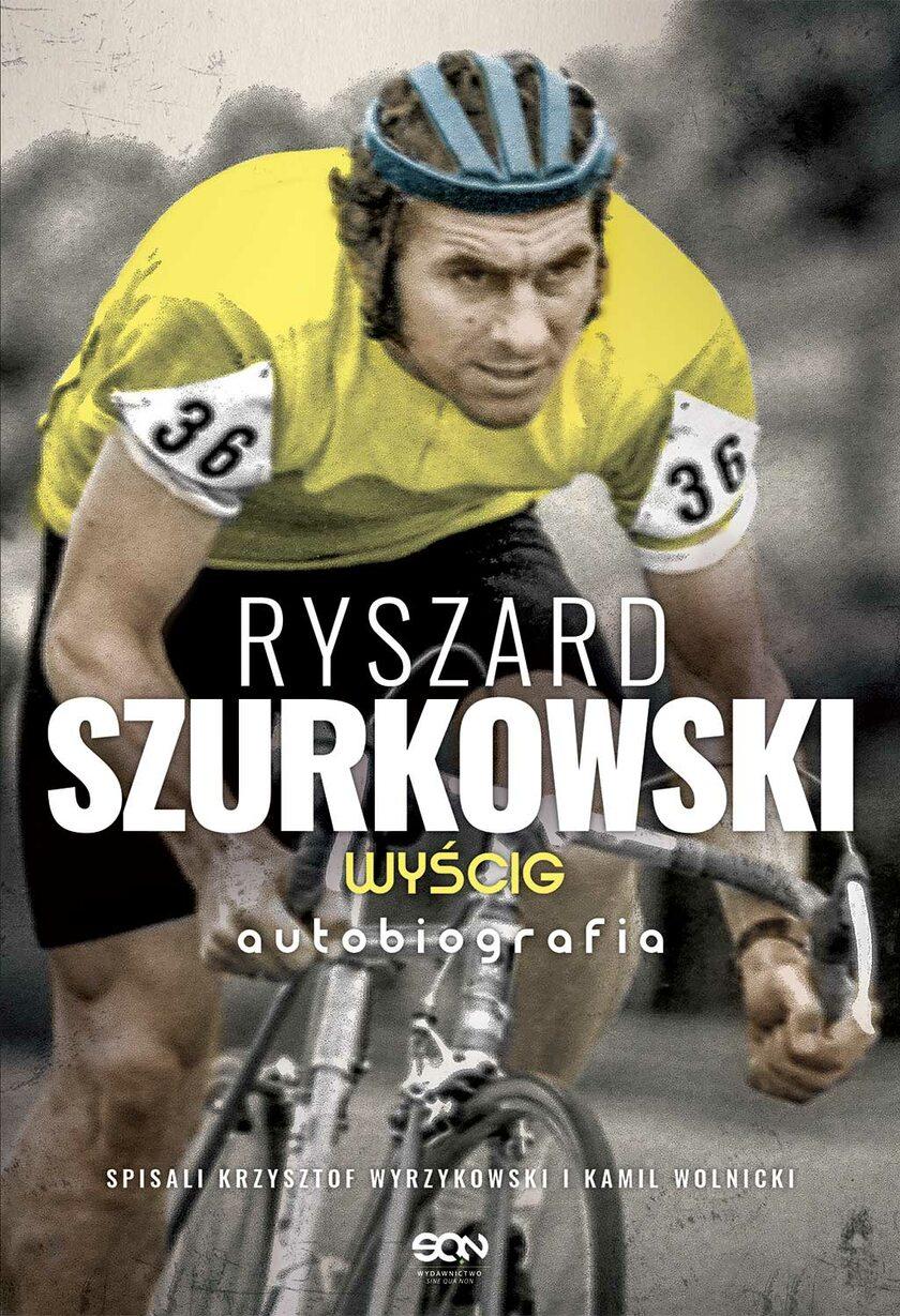 Ryszard Szurkowski - Wyścig - Autobiografia