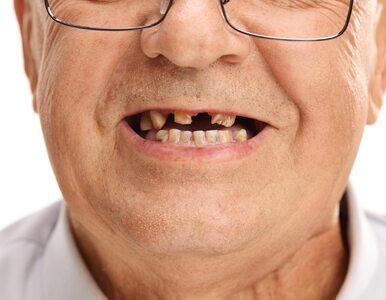 Im mniej własnych zębów, tym wyższe ryzyko... demencji i zaburzeń...