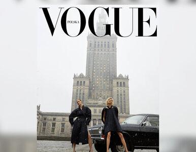 """Oto pierwsza okładka """"Vogue Polska"""". Kto się na niej znalazł?"""
