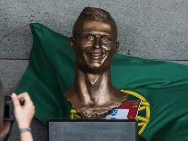 Rzeźbiarz zakpił z Ronaldo? Słowa tego nie opiszą