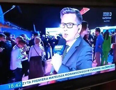 """""""K****, nie da rady"""". Wpadka dziennikarza TVP podczas Eurowizji Junior"""