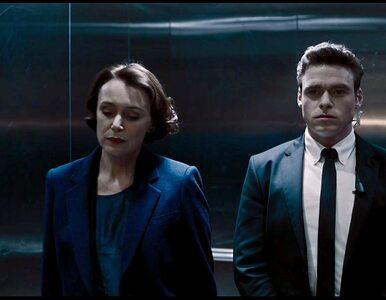 """Odtwórca głównej roli z """"Bodyguarda"""" o kulisach serialu. """"Uwielbiam tę..."""