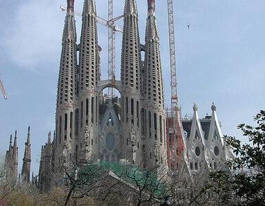 Nowy architekt dokończy świątynię Gaudiego