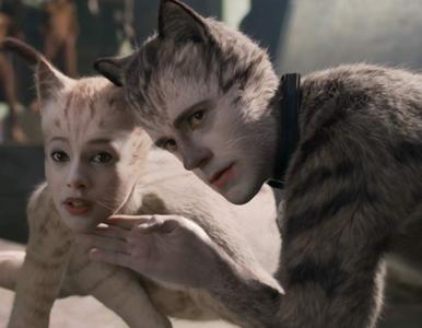 """Recenzja filmu """"Koty"""". Hooper zrobił coś, czego świat jeszcze nie widział"""