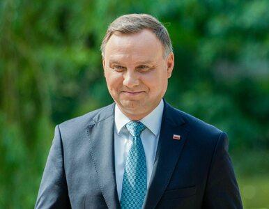 """Prezydent Andrzej Duda drąży temat torbacza. """"Podobno to jednak nie jest..."""