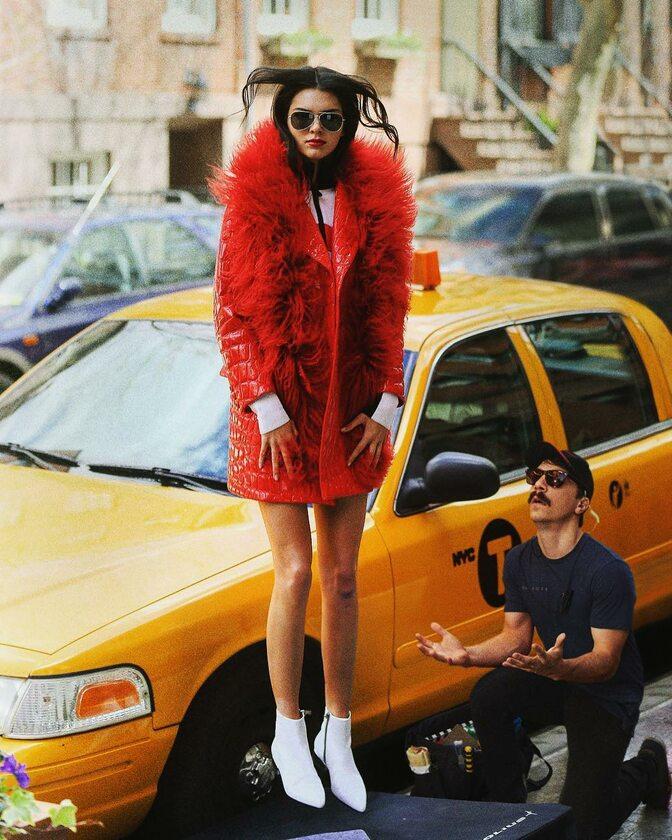 Kirby Jenner i Kendall Jenner