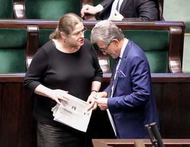 """Prezydent zablokuje kandydatury Pawłowicz i Piotrowicza? """"To byłoby..."""